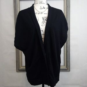 Banana Republic Black Wool Sweater XL